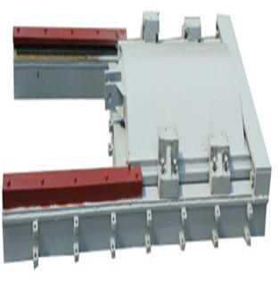 电加热钢铁复合闸门