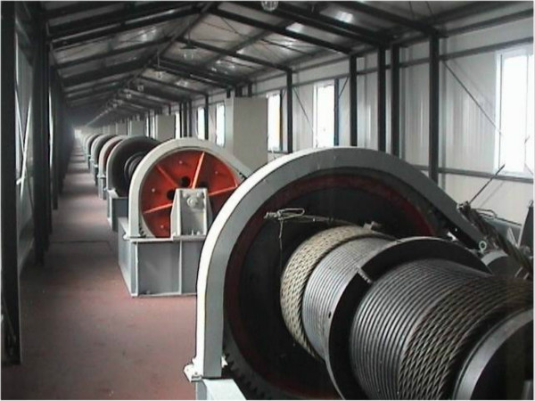 天津宝坻蓄水闸工程